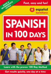 Spanish in 100 Days / Spanish in 100 Days