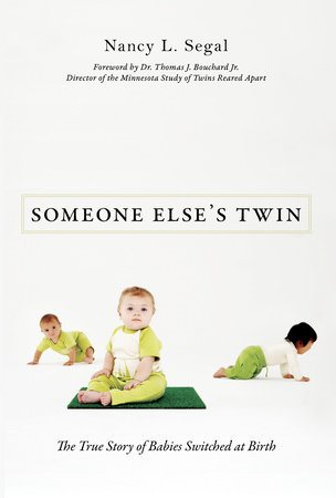 Someone Else's Twin by Nancy L. Segal