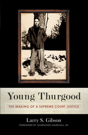 Young Thurgood by Larry S. Gibson