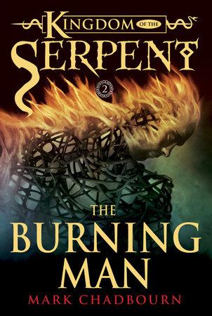 The Burning Man by Mark Chadbourn