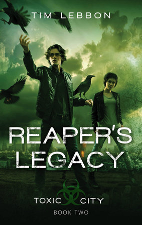 Reaper's Legacy by Tim Lebbon