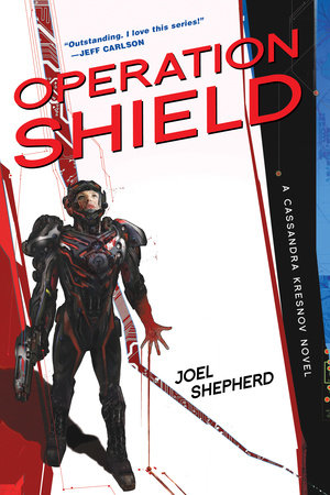 Operation Shield by Joel Shepherd