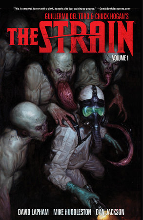 The Strain Volume 1 by David Lapham