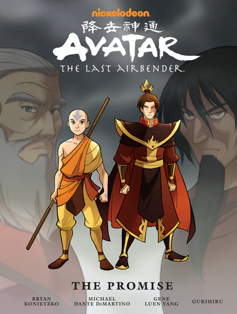 Avatar: The Last Airbender: The Promise Library Edition by Gene Luen Yang and Bryan Koneitzko