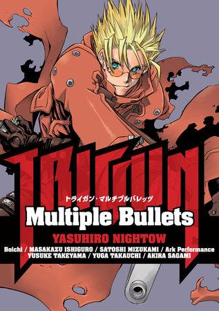 Trigun Multiple Bullets