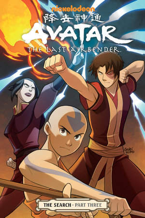 Avatar the last airbender the search part 3 by gene luen yang avatar the last airbender the search part 3 by gene luen yang fandeluxe Gallery