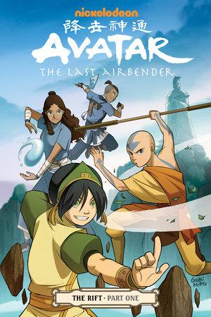 Avatar: The Last Airbender - The Rift Part 1 by Gene Luen Yang