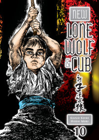 New Lone Wolf and Cub Volume 10