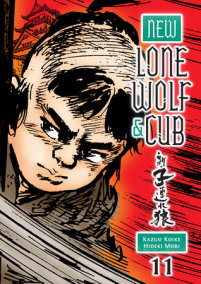 New Lone Wolf and Cub Volume 11