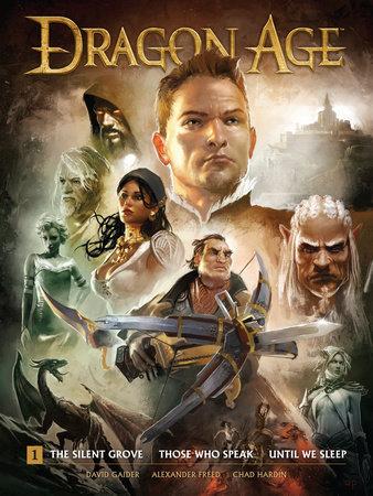 Dragon Age Library Edition Volume 1 by David Gaider