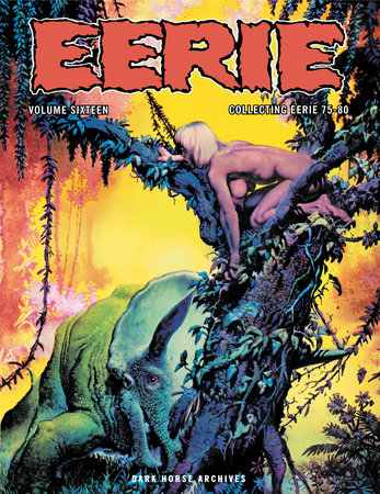 Eerie Archives Volume 16 by Various