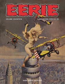 Eerie Archives Volume 17