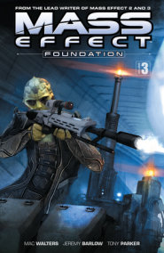 Mass Effect: Foundation Volume 3