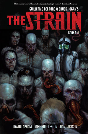 The Strain Book One by David Lapham