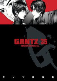 Gantz Volume 35