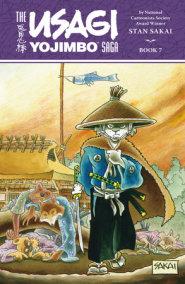 Usagi Yojimbo Saga Volume 7