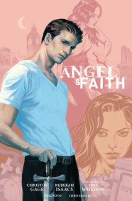 Angel and Faith: Season Nine Library Edition Volume 1