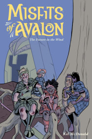 Misfits of Avalon Volume 3: The Future in the Wind
