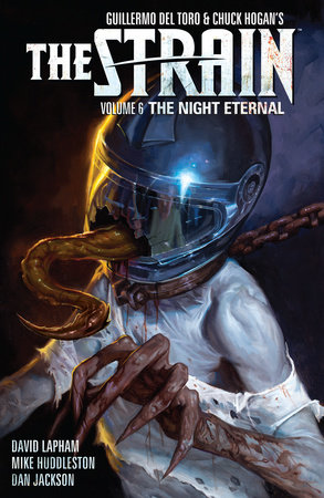 The Strain Volume 6: The Night Eternal by David Lapham and Mike Huddleston