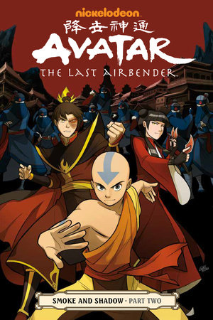 Avatar the last airbender the rift part 2 by gene yang avatar the last airbender the rift part 2 by gene yang fandeluxe Gallery