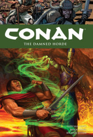 Conan Volume 18: The Damned Horde