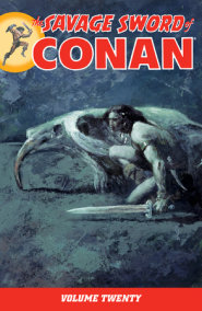 The Savage Sword of Conan Volume 20