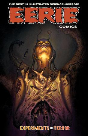 Eerie Volume 1 by David Lapham
