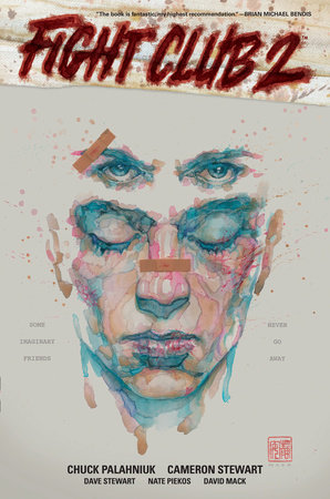 Fight Club 2 (Graphic Novel) Book Cover Picture