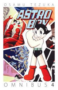 Astro Boy Omnibus Volume 4