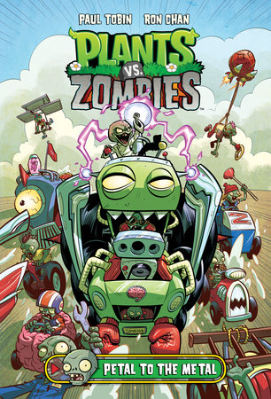 Plants vs zombies volume 5 petal to the metal by paul tobin plants vs zombies volume 5 petal to the metal by paul tobin voltagebd Gallery