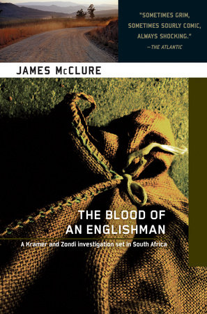 The Blood of an Englishman by James McClure