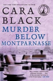 Murder Below Montparnasse