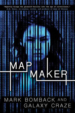 Mapmaker by Mark Bomback and Galaxy Craze