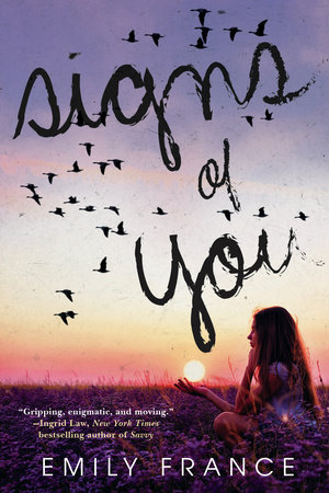 Signs of You by Emily France