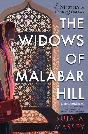 The Widows of Malabar Hill Book Cover Picture