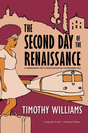 The Second Day of the Renaissance by Timothy Williams