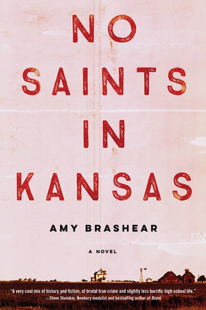 No Saints in Kansas by Amy Brashear