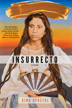 The cover of the book Insurrecto