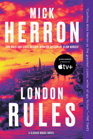 London Rules by Mick Herron