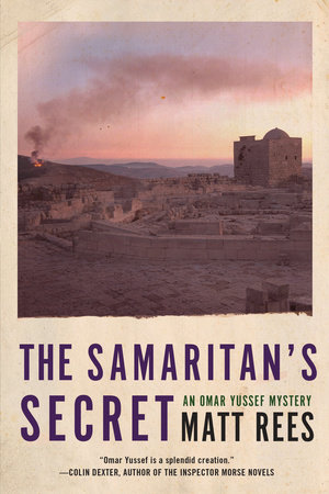 The Samaritan's Secret