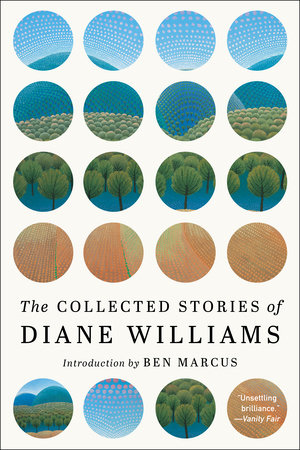 The cover of the book The Collected Stories of Diane Williams