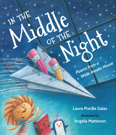 In the Middle of the Night by Laura Purdie Salas