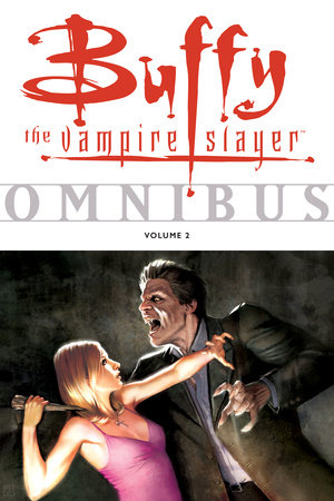 Buffy Omnibus Volume 2 by Various