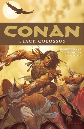 Conan Volume 8: Black Colossus