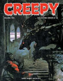 Creepy Archives  Volume 2