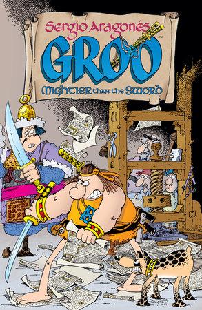 Sergio Aragones' Groo: Mightier than the Sword