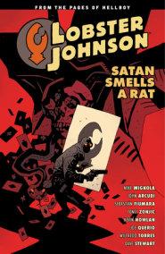 Lobster Johnson Volume 3: Satan Smells a Rat