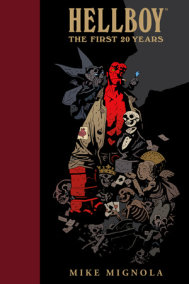 Hellboy: The First 20 Years