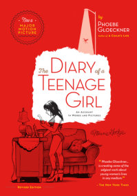 The Diary of  a Teenage Girl, Revised Edition