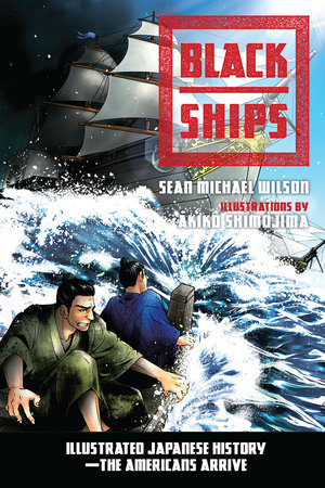 Black Ships by Sean Michael Wilson